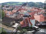accommodation Cesky Krumlov Czech republic